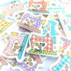 Botones Decorativos Máquina de coser