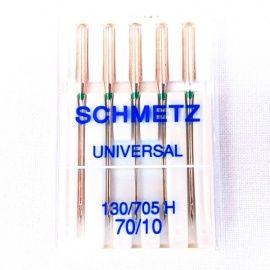 Agujas Schmetz Universal 70