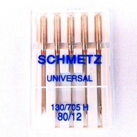 Agujas Schmetz Universal 80