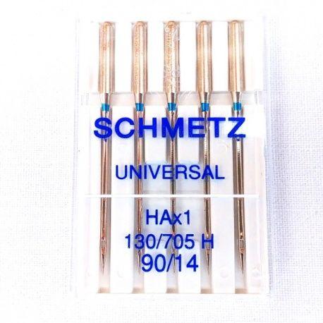 Agujas Schmetz Universal 90