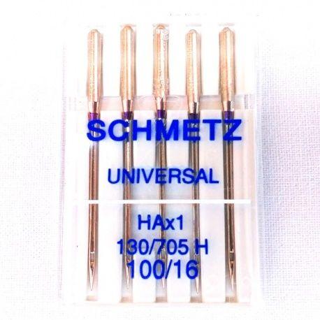 Agujas Schmetz Universal 100