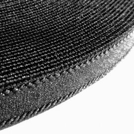 Tirante elástico firme ancho negro