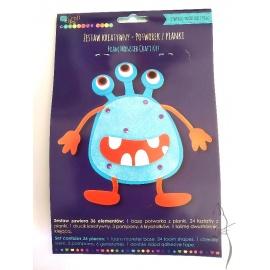 Kit Monstruo Azul