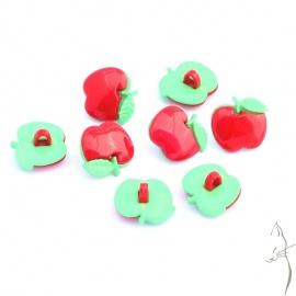 Botón Manzana