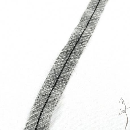 Fliselina al biés (ligueta) 12mm