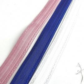 Tirante elástico firme ancho para lenceria