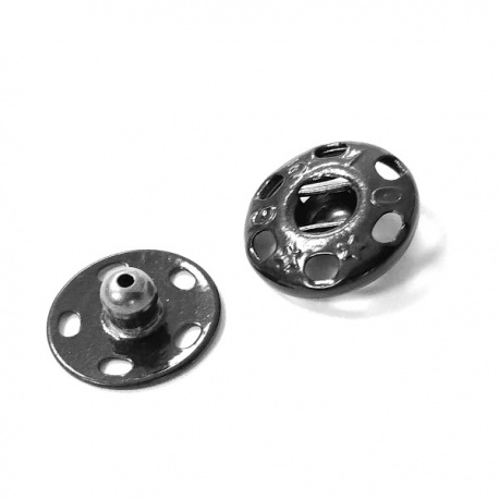 Botón automático para coser, 1'4cm