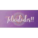 Tarjeta Regalo 100€ Felicidades