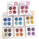 Ojetes 5mm colores
