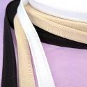 Tirante elástico firme para lenceria 12mm