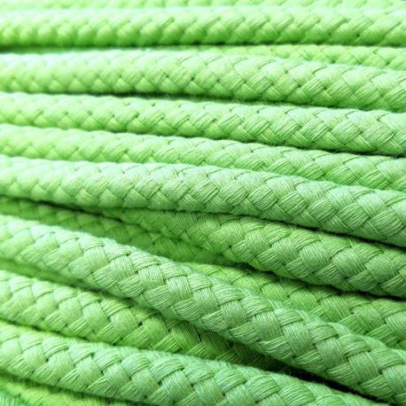 Cordón frueso fuerte algodón 8mm