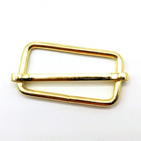 Regulador metálico de 3cm GOLD