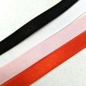 Tirante elástico firme satinado de 10mm