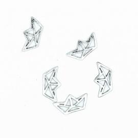 Charms barquitos de origami