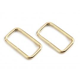 Piquete rectangular GOLD