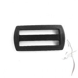 Regulador de plástico negro de 30mm