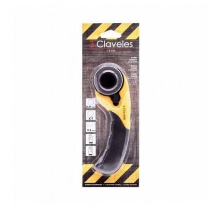 Cúter circular 3 claveles 45mm