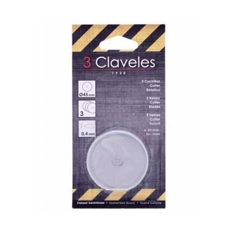 Recambio Cuchilla Cúter circular 45mm