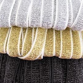 Tirante brillante para lencería (10mm)