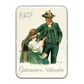 """Caja """"Nostálgica"""" Gütermann tonos pastel"""