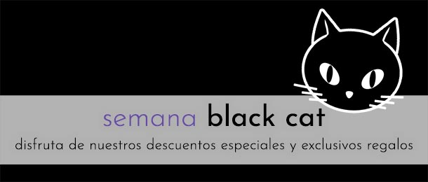 Imagen promocional Black Friday - Black Cat