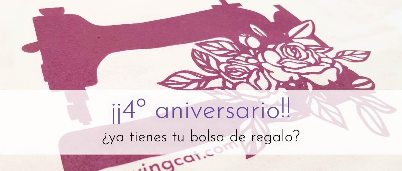 Cuarto aniversario