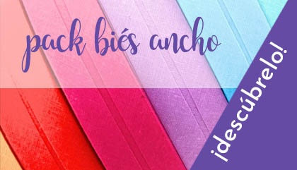Pack Biés Ancho