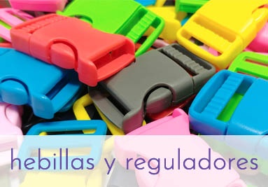 Hebillas y reguladores
